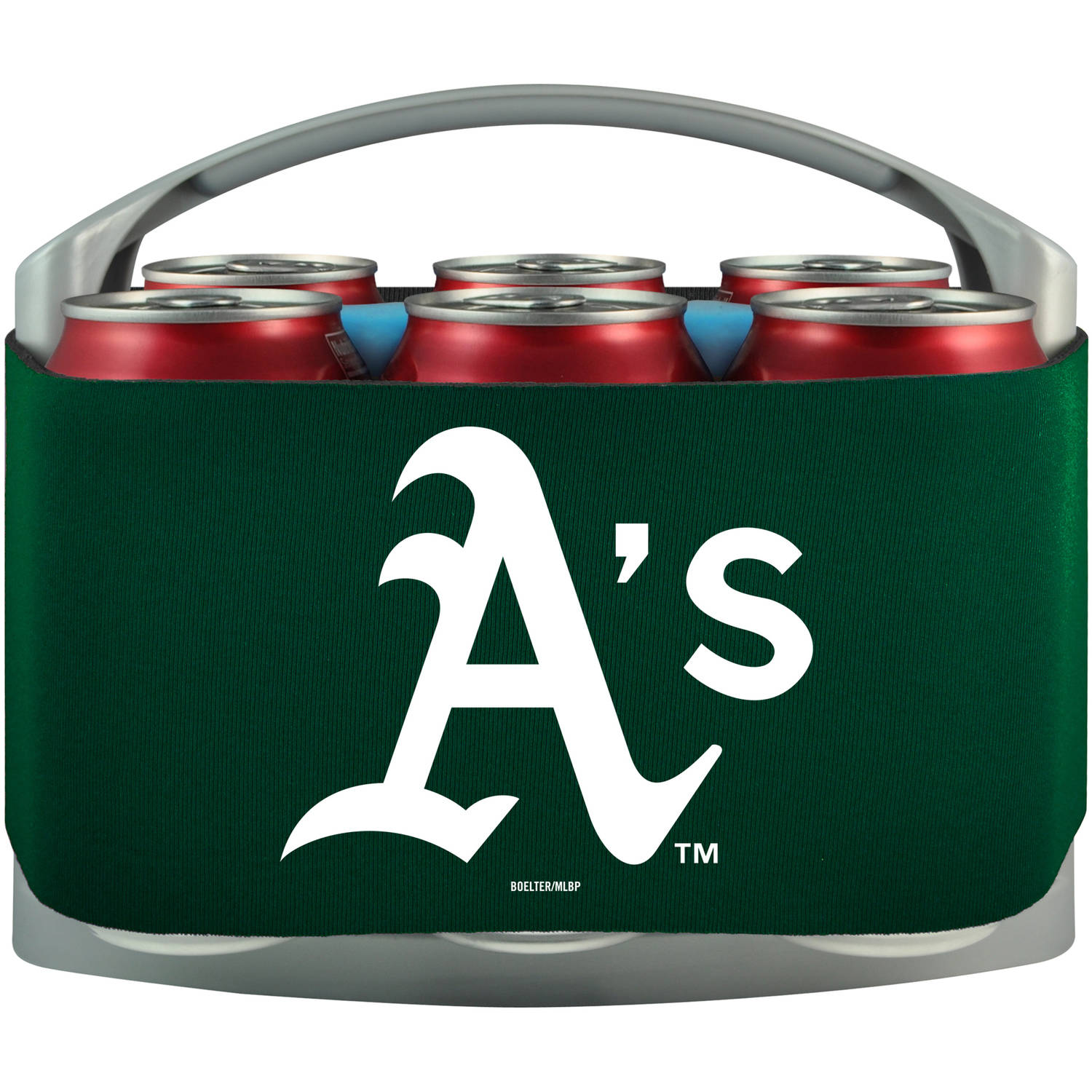 MLB Oakland Athletics Cool 6 Cooler
