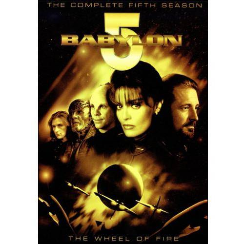 Babylon 5: The Wheel Of Fire - The Complete Fifth Season (Widescreen)