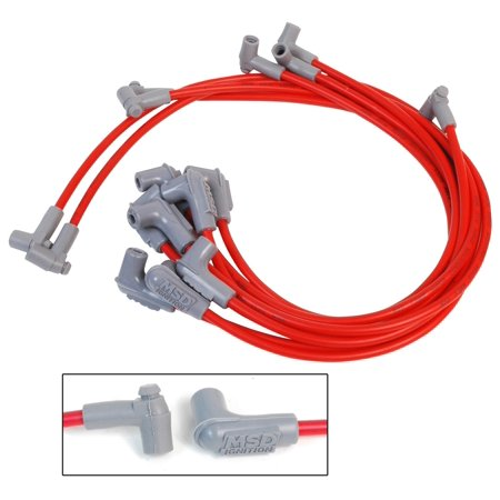 MSD Ignition 31359 Custom Spark Plug Wire Set - image 1 of 2