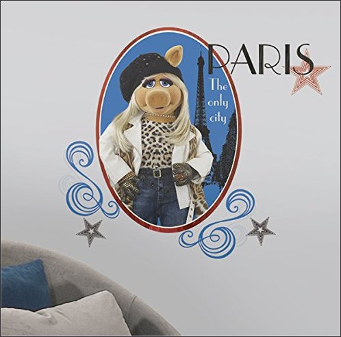 MISS PIGGY DOUBLE Light Switch Plate Cover