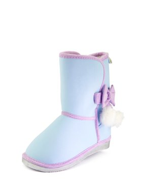 The Doll Maker Cyan Snow Boot-TD1431803-12