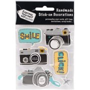 Express Yourself MIP 3D Stickers-Camera & Smile