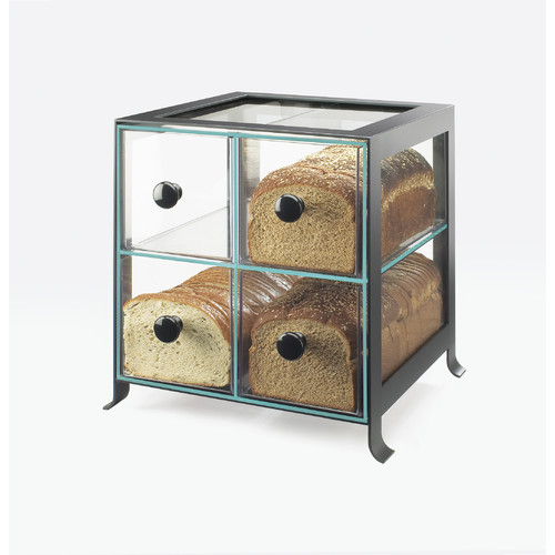 Cal-Mil Soho 4 Drawer Bread Case