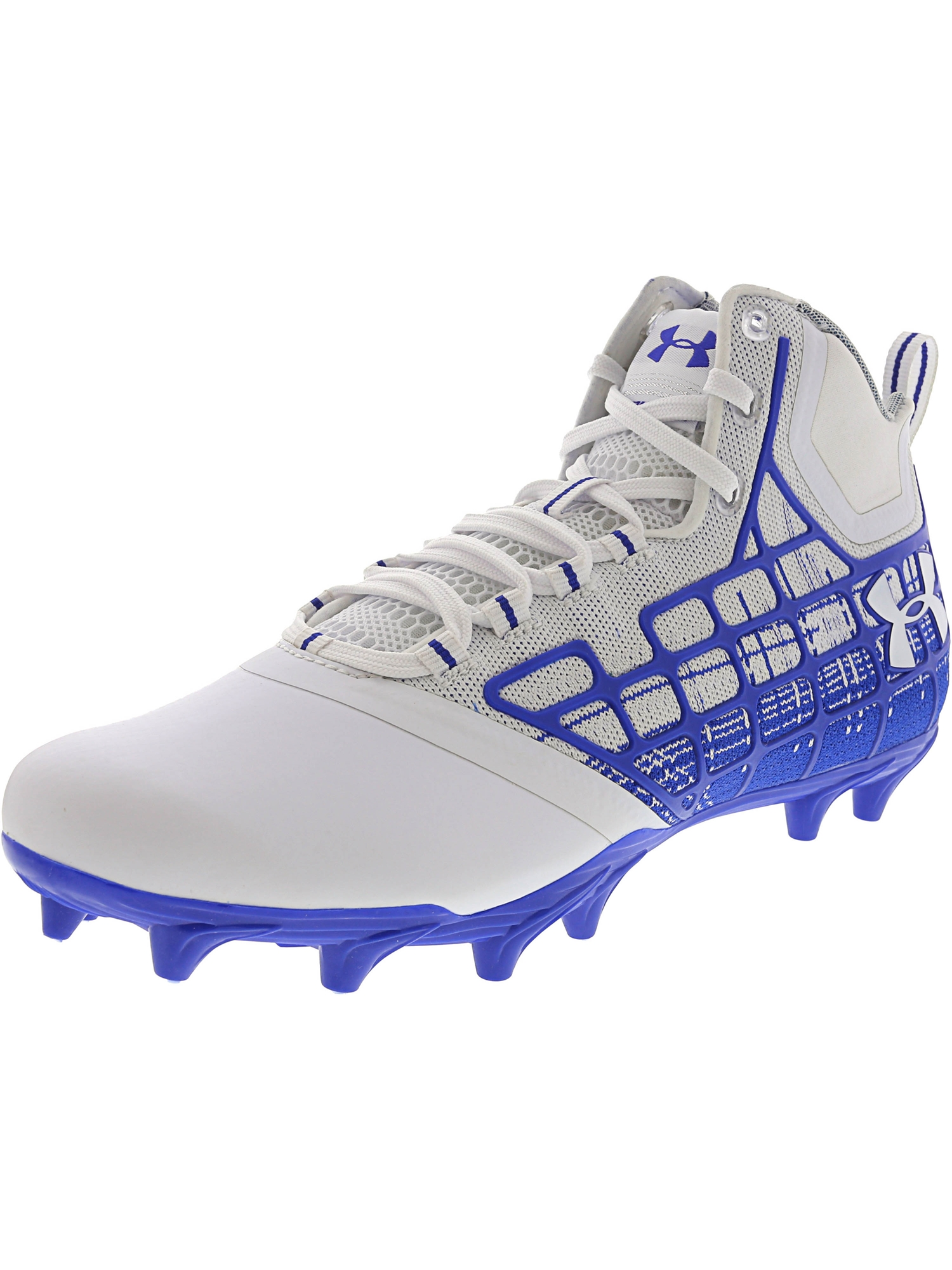 a7dead5b691 Under Armour Men s Banshee Mid MC Lacrosse Shoe