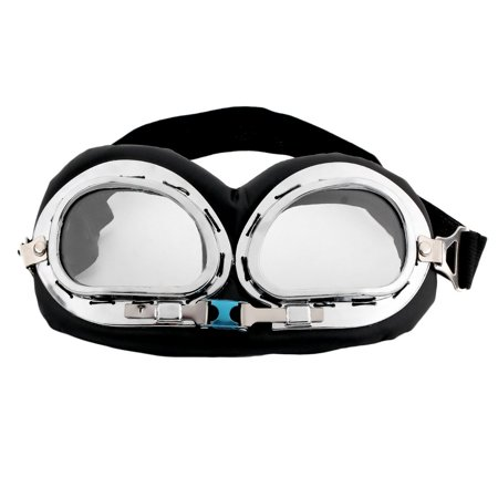 Hot Anti-UV Safety Motorcycle Scooter Pilot Goggles Helmet Glasses Motocross - image 1 of 9