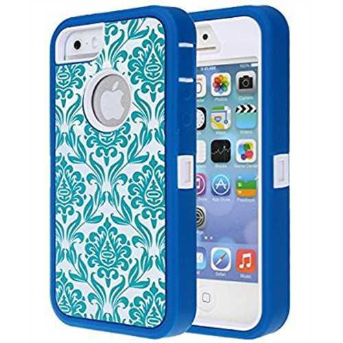SGM Hybrid Armor Phone Case, Blue