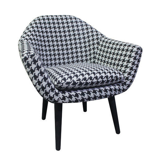 !nspire Fabric Accent Arm Chair