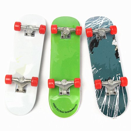 Skate Park Ramp Parts Combination Site for Tech Deck Fingerboard Finger  Board Parks 92C Kids Children Birthday Gift Toy
