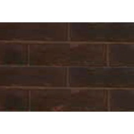 Brick Refractory Liner Ruby MDVI35IN Insert - Tavern Brown