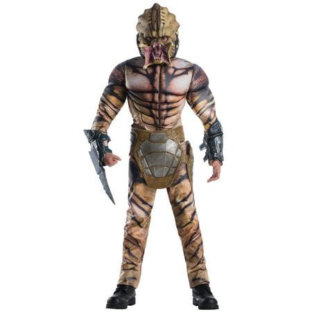 Deluxe Predator Teen Costume - Predator Costume Australia