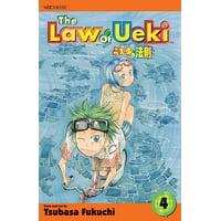 The Law of Ueki, Vol. 4