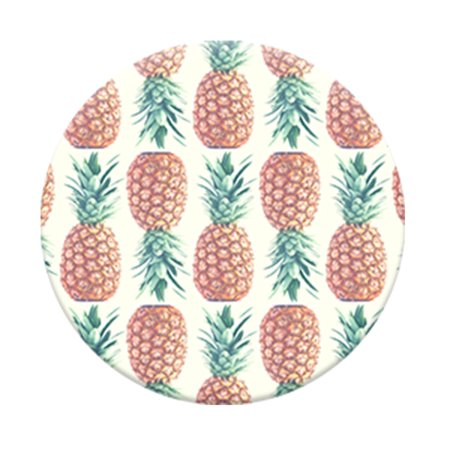 - PopSockets: Collapsible Grip & Stand for Phones and Tablets - Pineapple Pattern