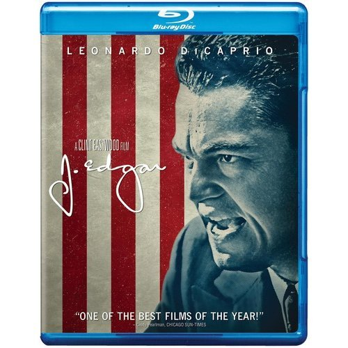 J. Edgar (Blu-ray) (With INSTAWATCH) (Widescreen)