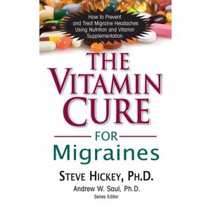 Vitamin Cure: The Vitamin Cure for Migraines (Paperback)