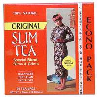 Slim Tea-Original Hobe Labs 60 Bag