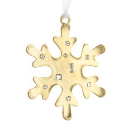 White Metal Snowflakes (Reed & Barton Winter Wonder Snowflake Ornament)