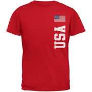World Cup USA Red Youth T-Shirt - Youth Small