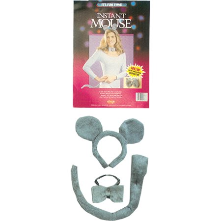 Morris Costumes Instant Mouse Kit Adult Halloween Accessory, Style, FW9133 - Moses Costumes