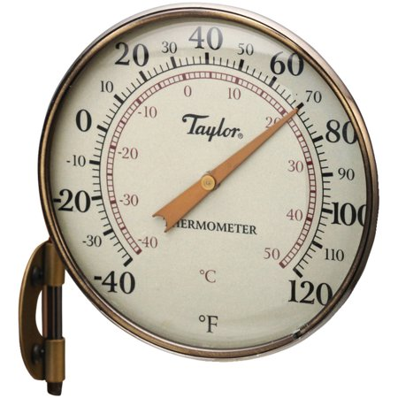 Taylor 481bzn Heritage Collection Dial Thermometer, 4.25""