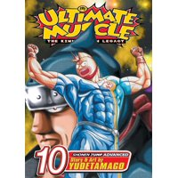 Ultimate Muscle, Vol. 10