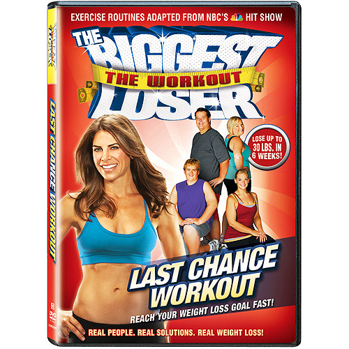Biggest Loser: The Workout - Last Chance Workout (Full Frame)