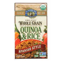 Rice: Lundberg Quinoa & Rice Mix