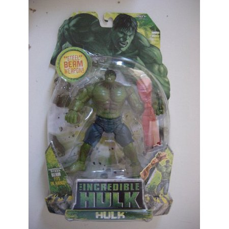 Incredible Hulk Movie Action Figure Hulk - image 1 of 1