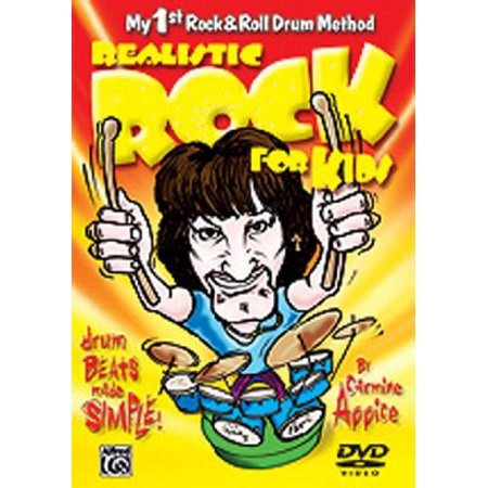 Realistic Rock for Kids (DVD)