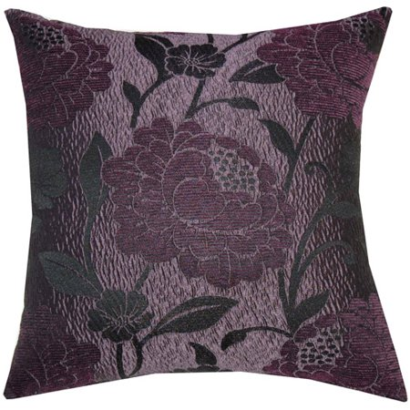 Better homes and gardens shrinkyarn floral decor pillow - Better homes and gardens pillows ...