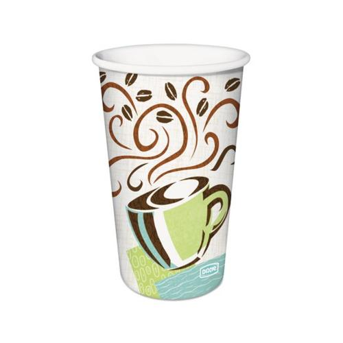 Dixie PerfecTouch Paper Hot Cups DXE827320