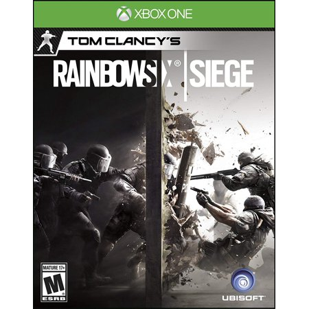 Tom Clancy's Rainbow Six: Siege, Ubisoft, Xbox One,
