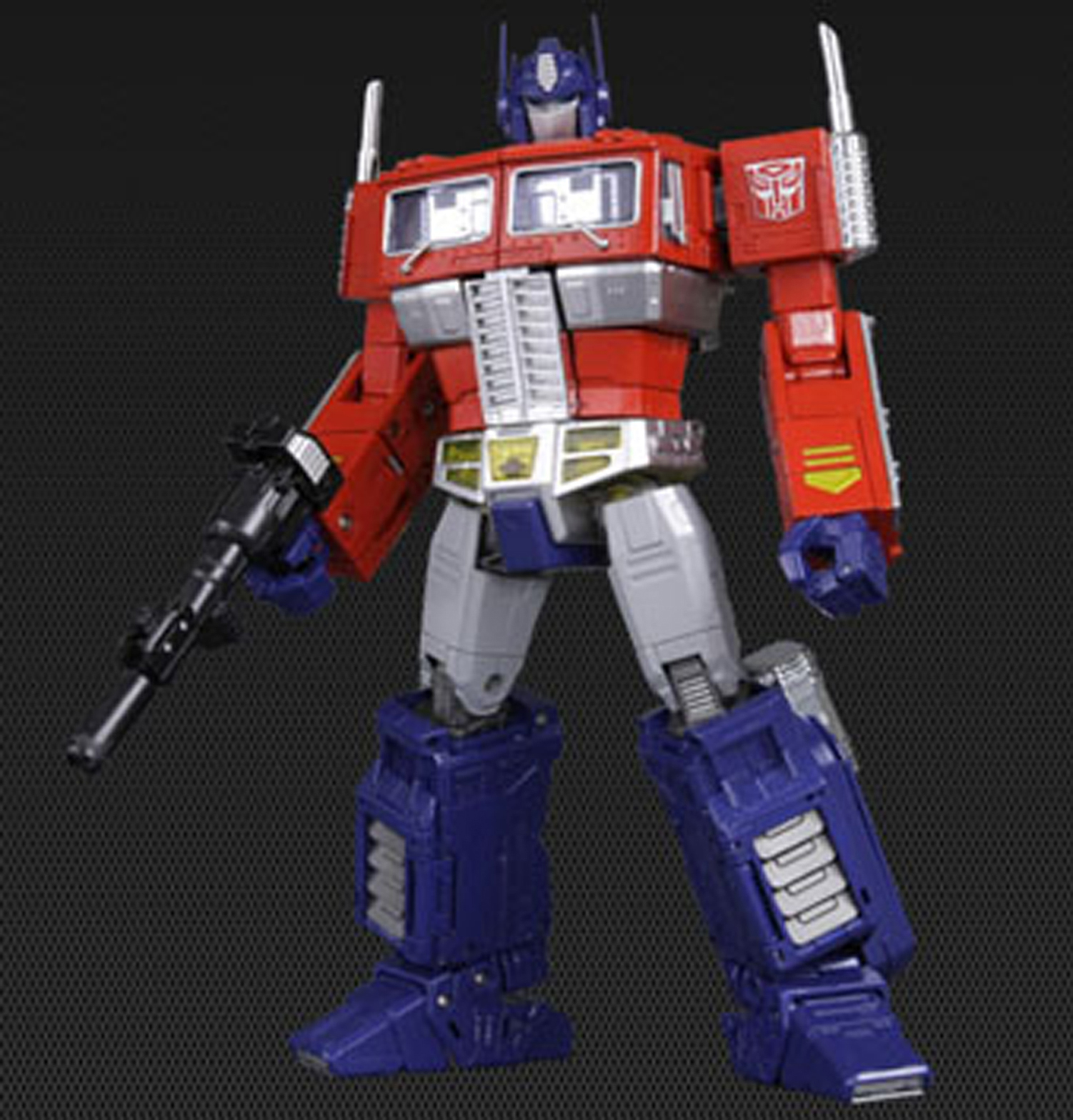 Transformers Masterpiece Figure: MP-10 Optimus Prime with Trailer, Relaunch by Takara