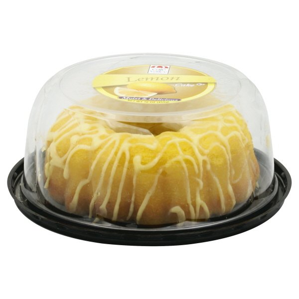Cafe Valley Lemon Cake 16 Oz Walmart Com Walmart Com