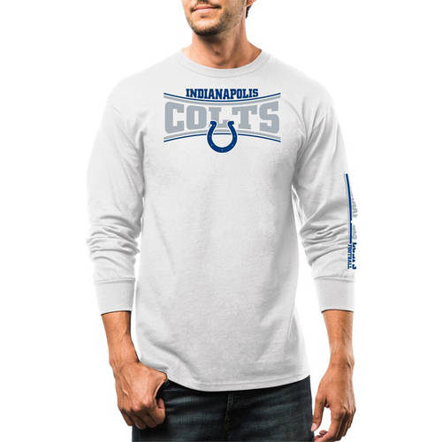 NFL Men's Indianapolis Colts Long Sleeve Tee
