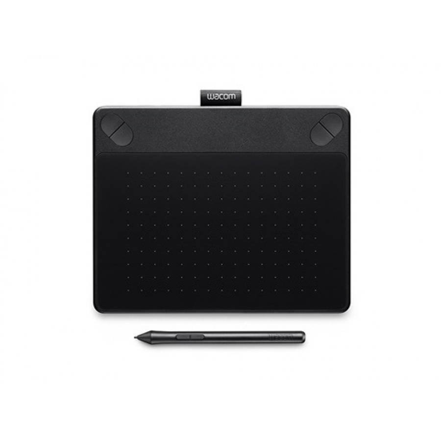 Wacom Black Intuos Art Small Pen & Touch Tablet Incl Software