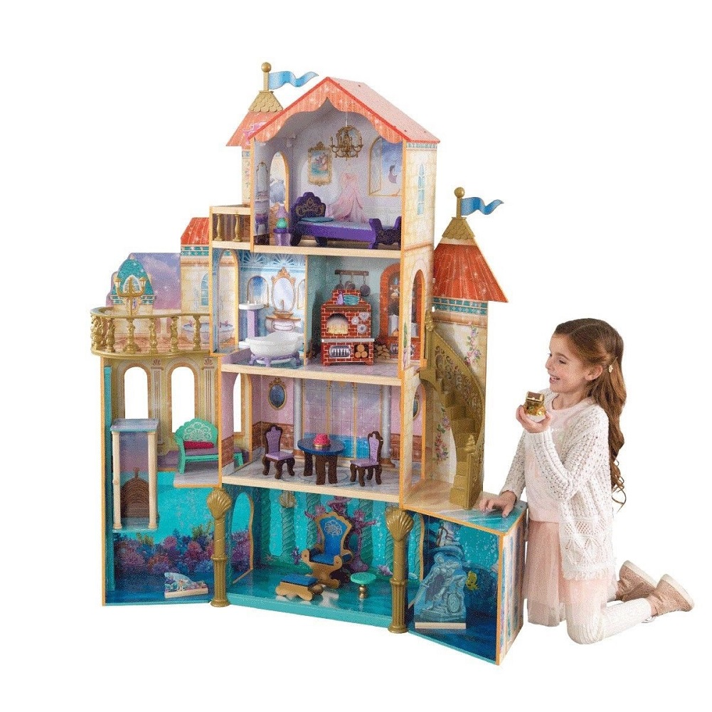 KidKraft Disney Ariel Undersea Kingdom Dollhouse