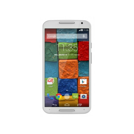 Motorola Moto X (2nd Generation) XT1096 Verizon Unlocked 4G LTE Quad-Core Android Phone w/ 13MP Camera - Bamboo