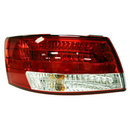 2006-2007 Hyundai Sonata  Aftermarket Driver Side Rear Tail Lamp Assembly 924010A000-V