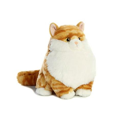 Aurora World Fat Cats Butterball Tabby Plush (Plush Cat)