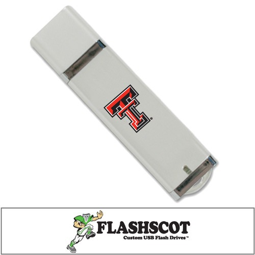 Texas Tech Red Raiders Supreme USB Drive - 8GB