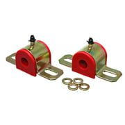 Energy Suspension Universal 20.5mm Red Greasable Sway Bar Bushings