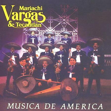 Musica de America (CD) (Musica De Fondo De Halloween)