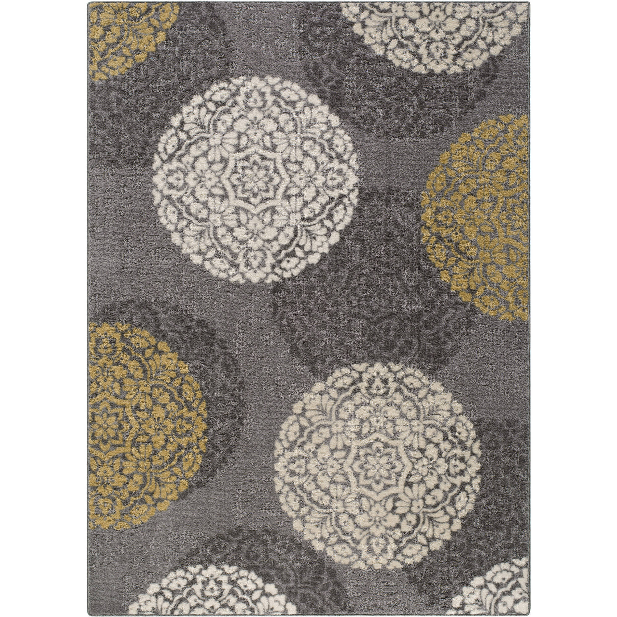 Better Homes And Gardens Overlapping Medallion Area Rugs
