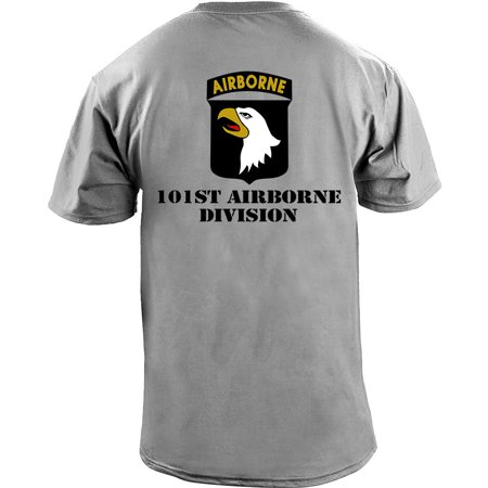 Army 101st Airborne Division Full Color Veteran T-Shirt