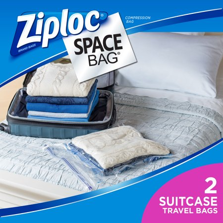 9bafca91ebaa Ziploc Space Bag Travel Storage Bag