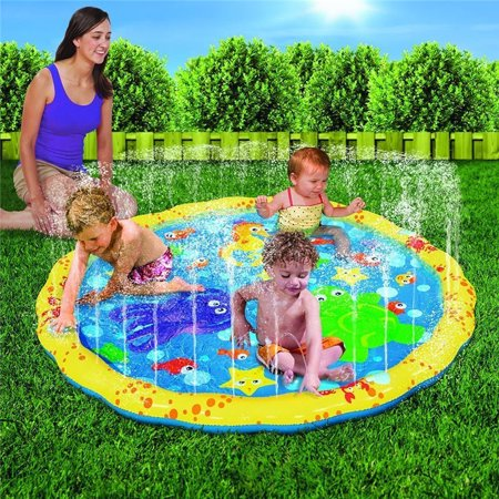 Float Seat Boat Baby Ring Pool Swim Inflatable Swimming Safe Raft Kid Water Car ()