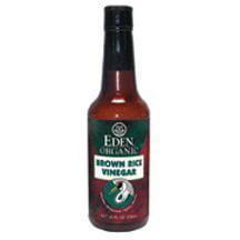 Eden Foods Vinegar Brown Rice Org 10 OZ (Pack of 1)