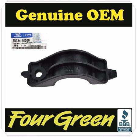 253342E000 Upper Radiator Support Mnt Bracket OE For Hyundai Kia Tucson (Radiator Support Bracket)