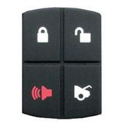 Kaba Ilco BP0011XXXX 4B Button Pad