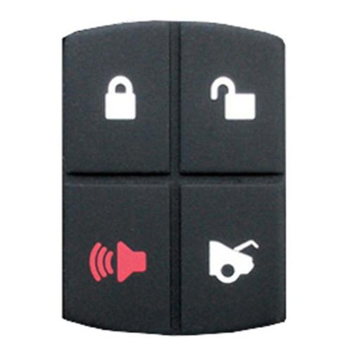 Kaba Ilco BP0011XXXX 4B Button Pad